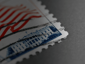Coalition for a 21st Century Postal Service - Postal Stamp