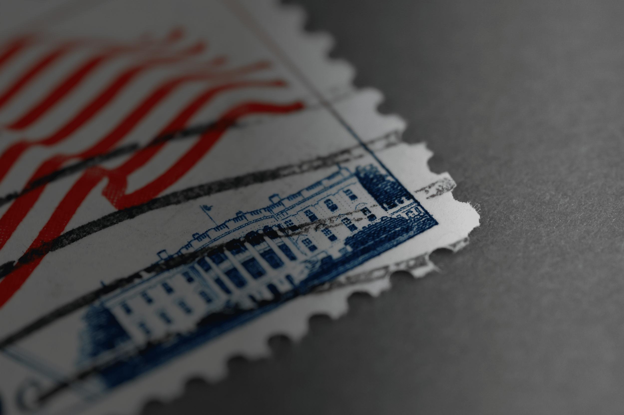 Coalition for a 21st Century Postal Service - Postal Stamp